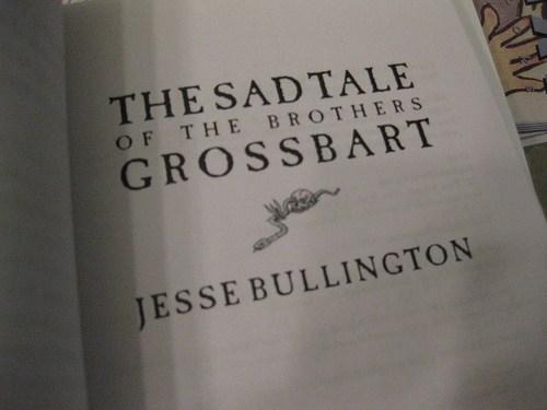 Jesse Bullington